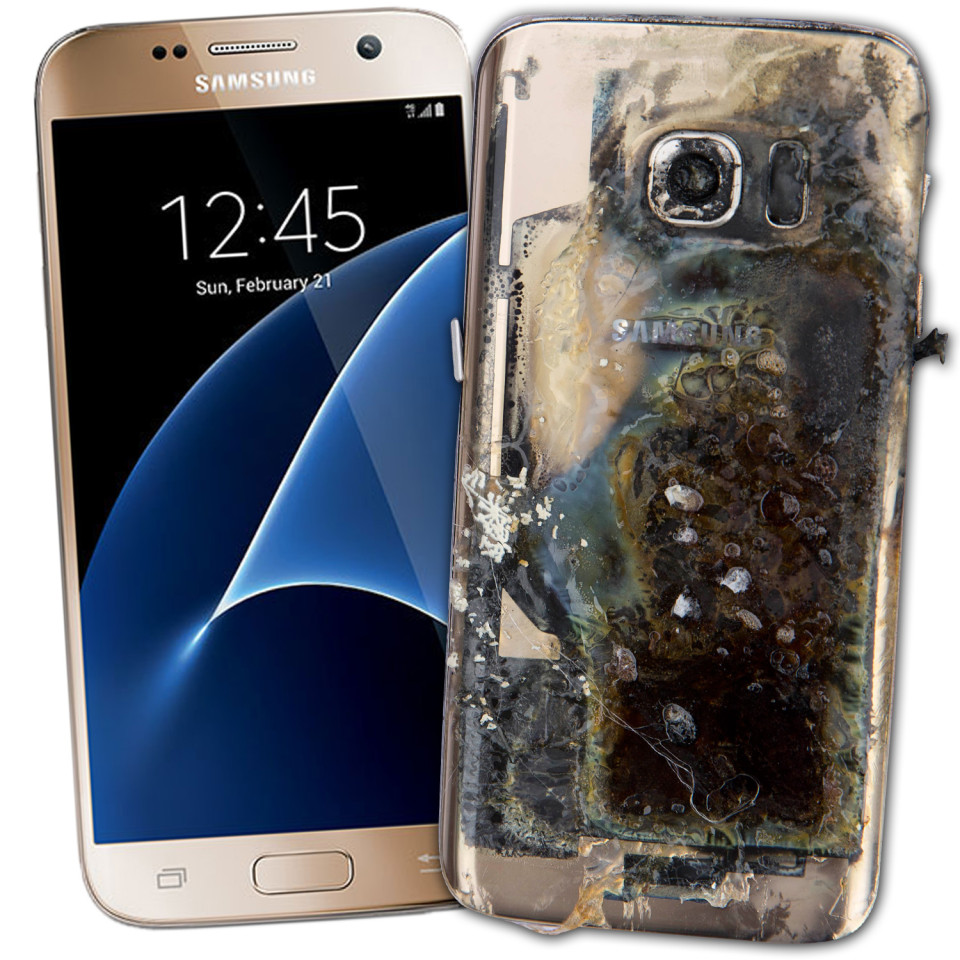 Samsung Phones are Overheating & Exploding AGAIN! — Pirl