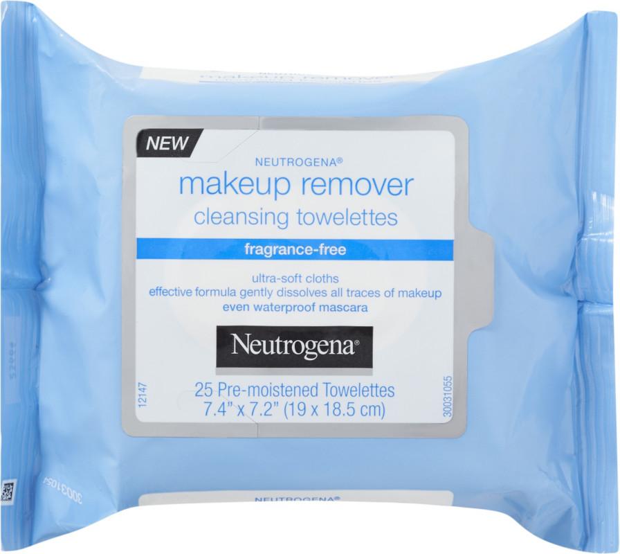 - Neutrogena Face Wipes Causing Chemical Burn?