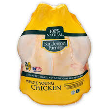 Sanderson Farms Used Antibiotics On ALL their Chickens and hid that.