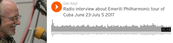 CLICK HERE   to listen to Daniel Kepl's radio interview
