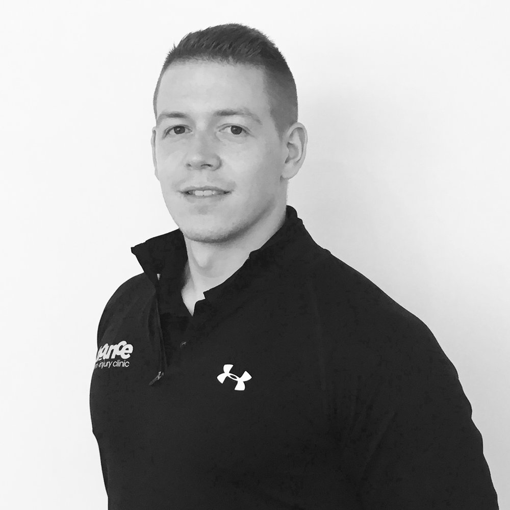 Jamie Andrews - Osteopath & Manager