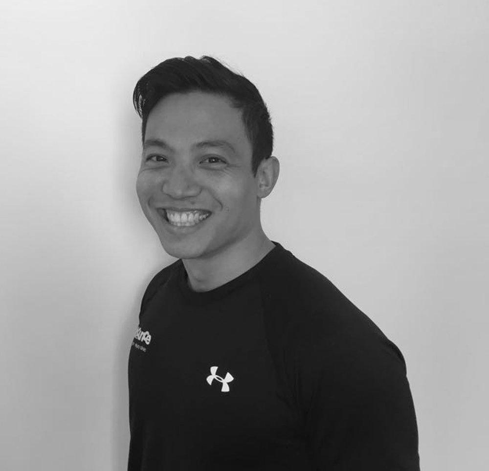 Mark Or Kam Fat - Osteopath