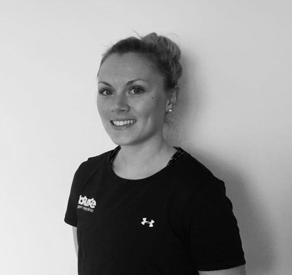 Lucy Allen - Physiotherapist