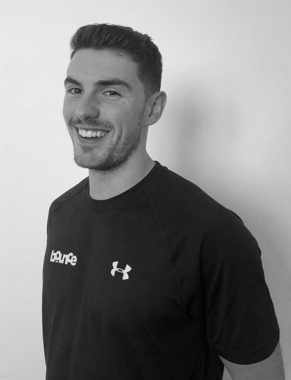 Max Perez-Diaz - Rehabilition & Sports Massage