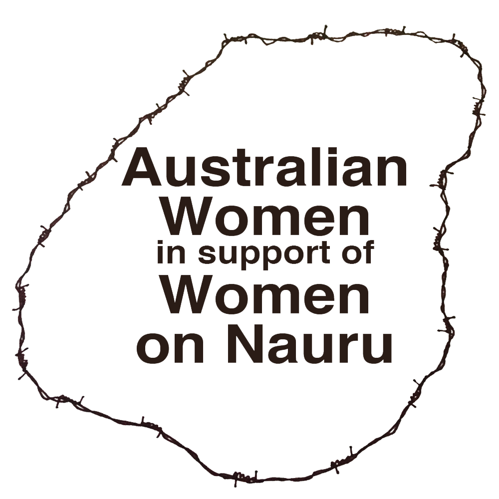 Australian Women in Support of Women on Nauru (AWSWN)