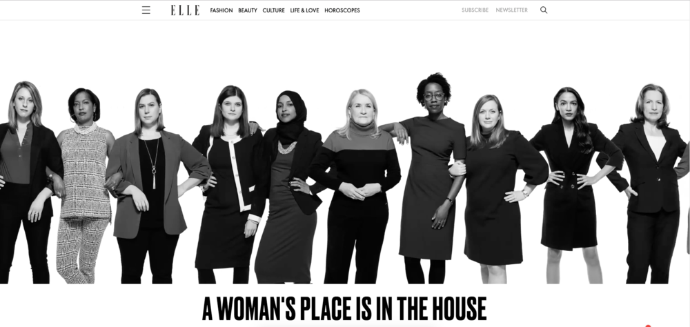 women of the house