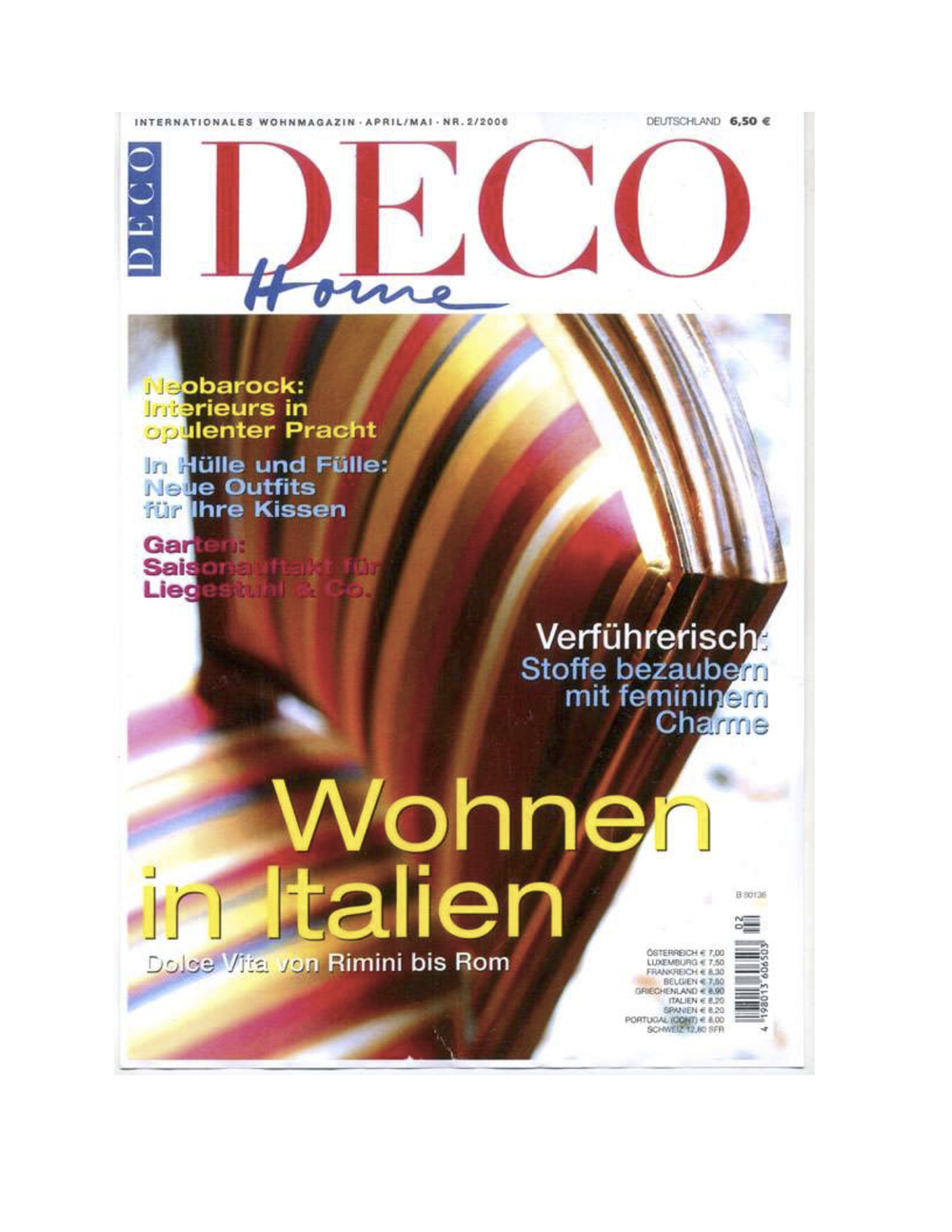 Deco Home magazine
