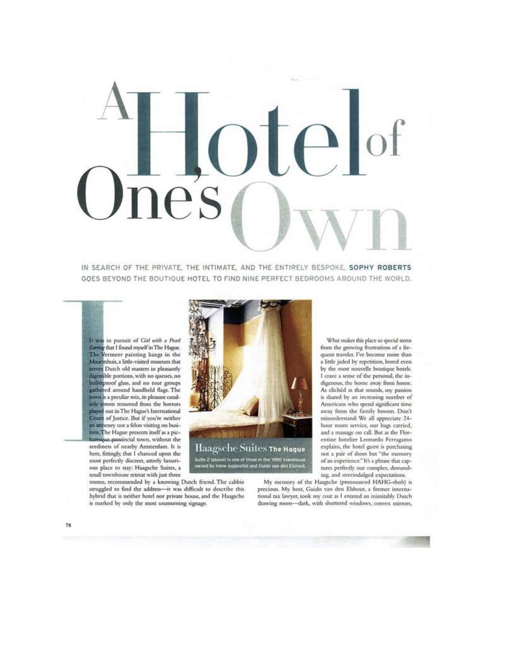 Departures Magazine