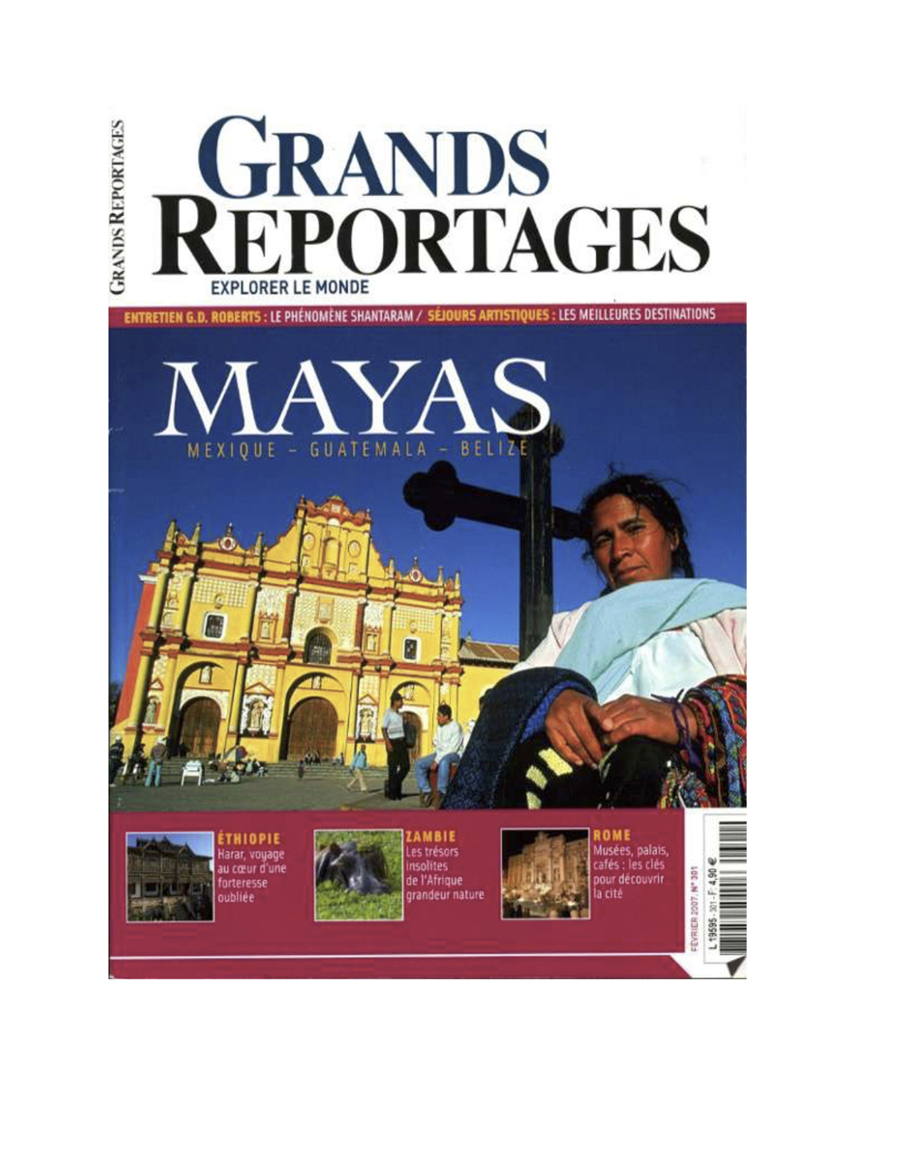Grands Reportages Magazine
