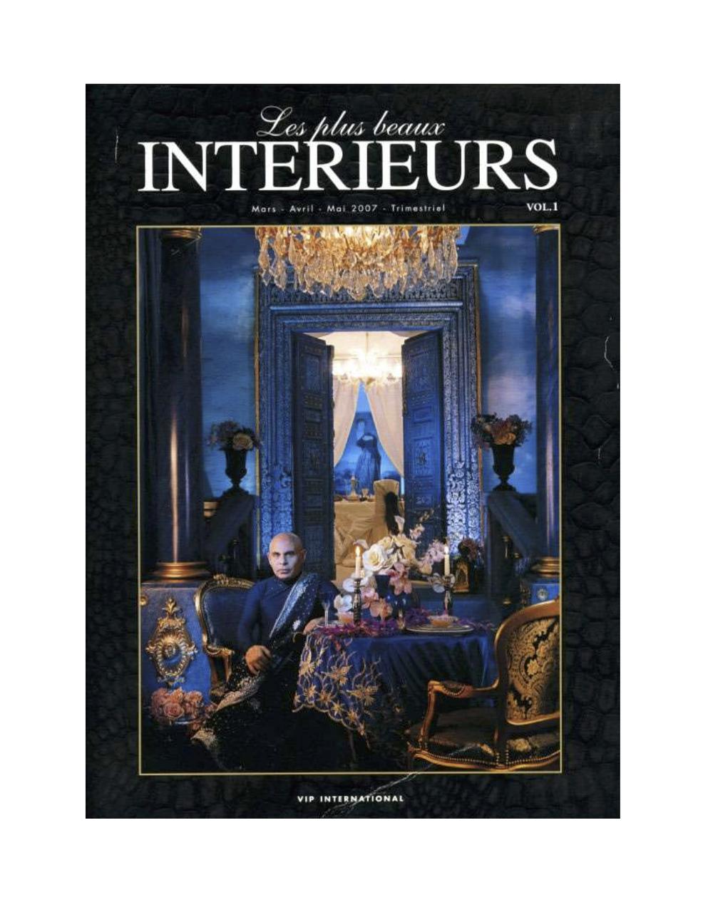 Les plus beaux intérieurs Magazine
