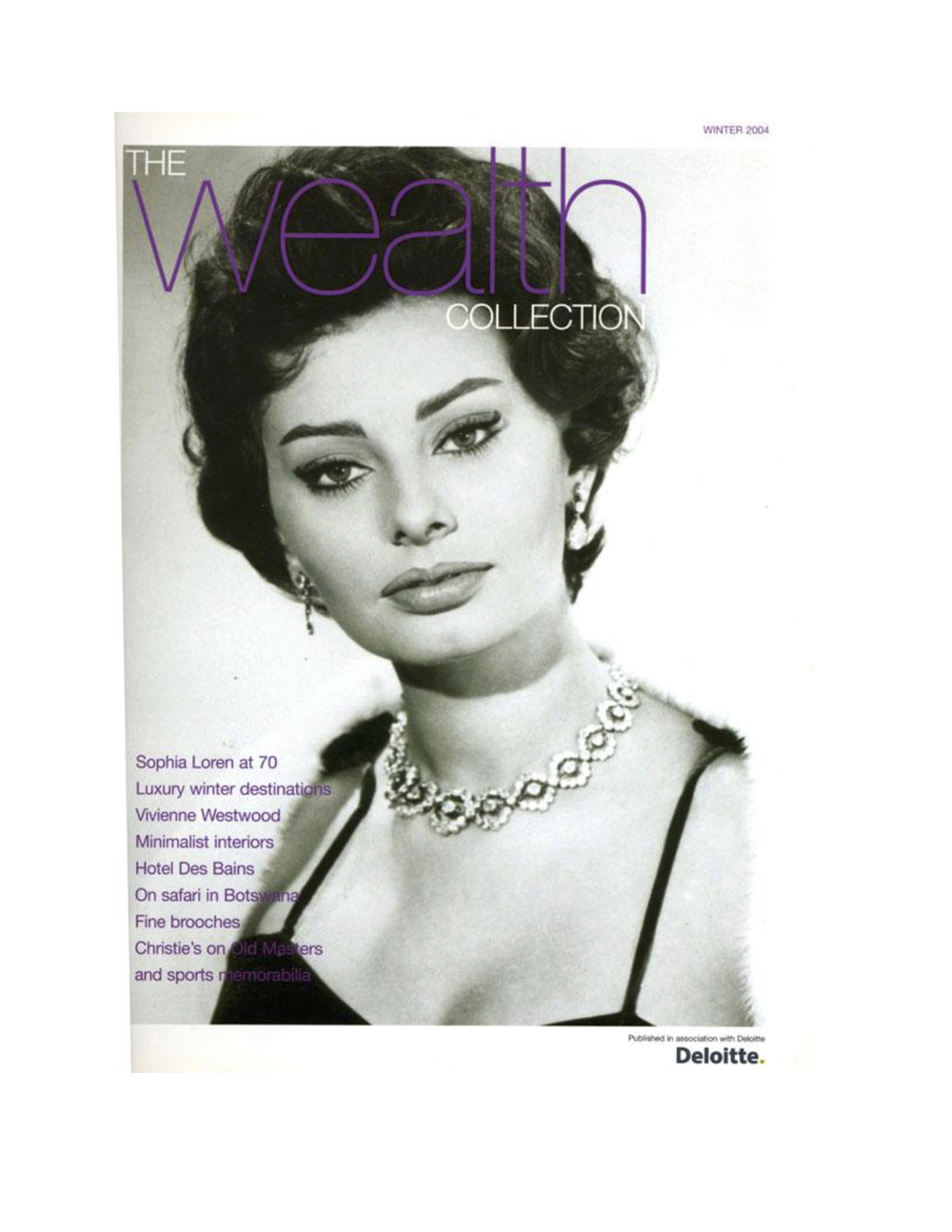 The Wealth Collection Magazine