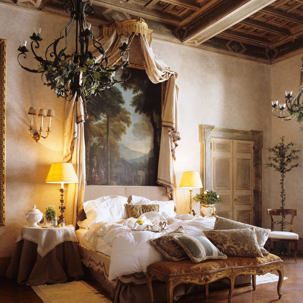 Napoleone Suite - Bedroom