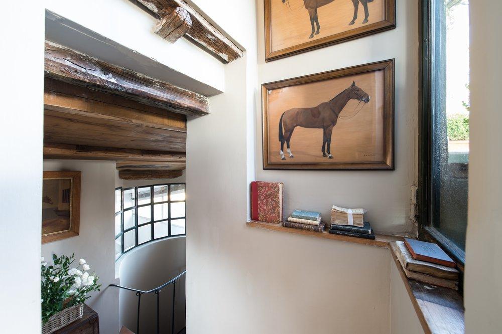 Garden Suite - staircase