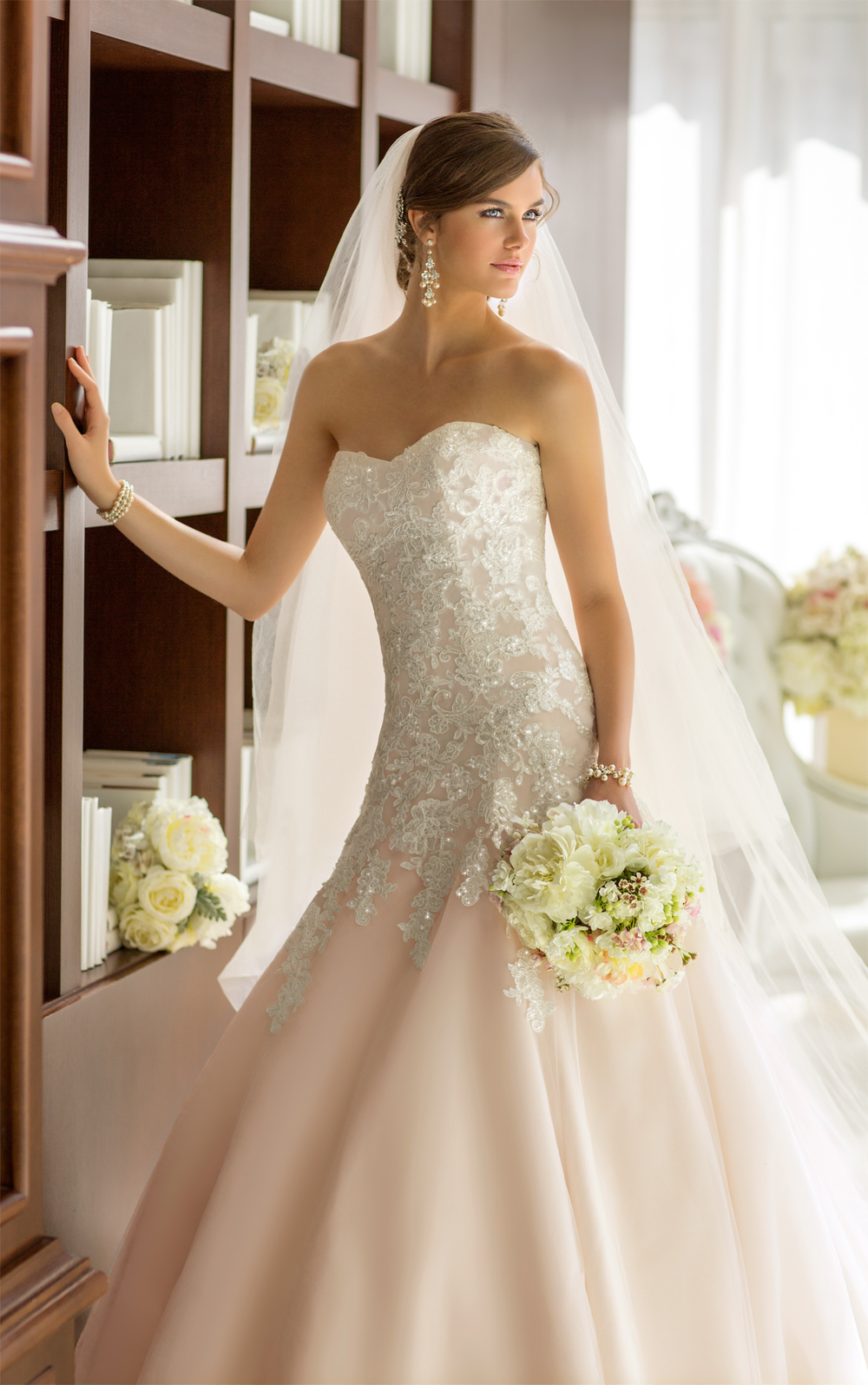 Essense Collection Bridal Gowns Wedding Dresses - Panache Bridal ...