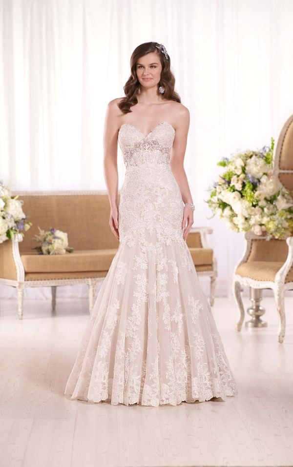 PanacheBridalBoutique.com - Essense - #D2042
