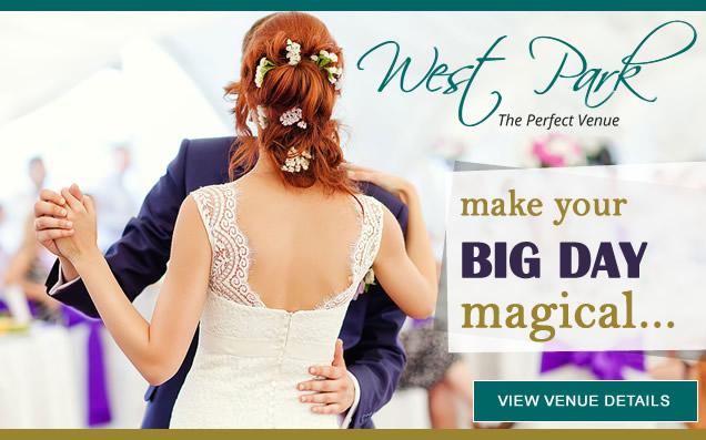 West Park - Choice wedding venue