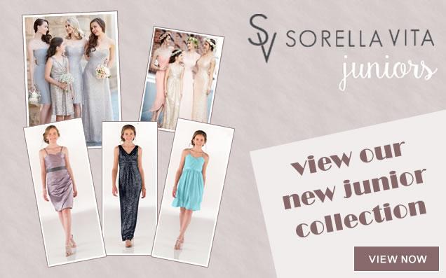 Junior Bridesmaid Collection