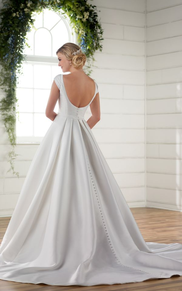 PanacheBridalBoutique.com - Essense - #D2274