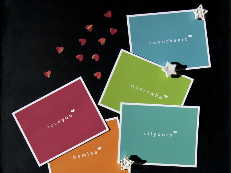 studio milledisegni valentines - multicolor