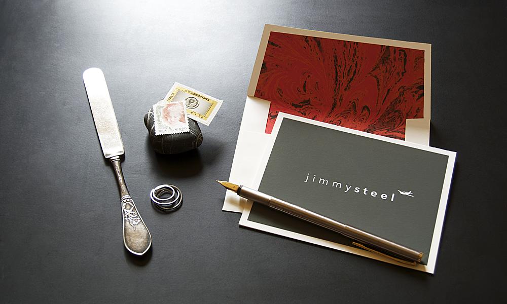 studio milledisegni ColorNotes custom stationery