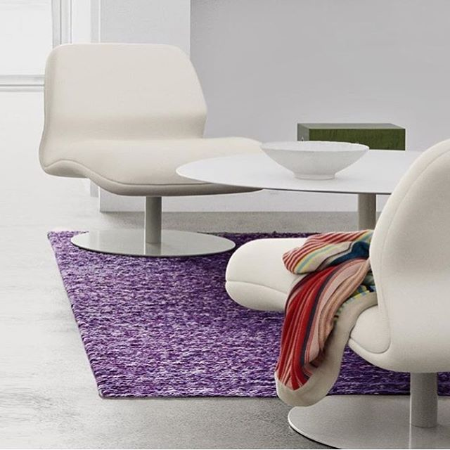 Attitude chair and table we did for @fritzhansen in 2006. #vossknudsen #scandinaviandesign