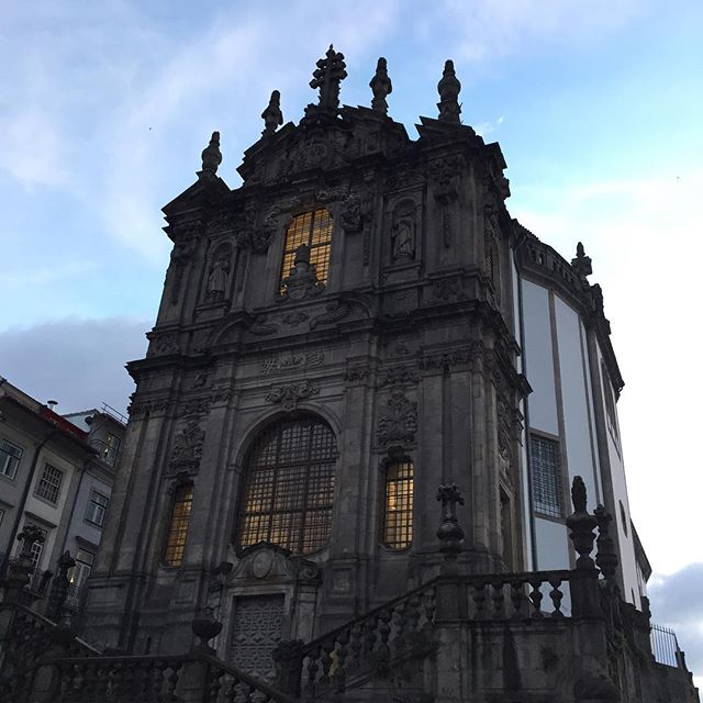 Beautiful Church in Porto #porto #inspiration #gettinglostinportoisabeautifulthing