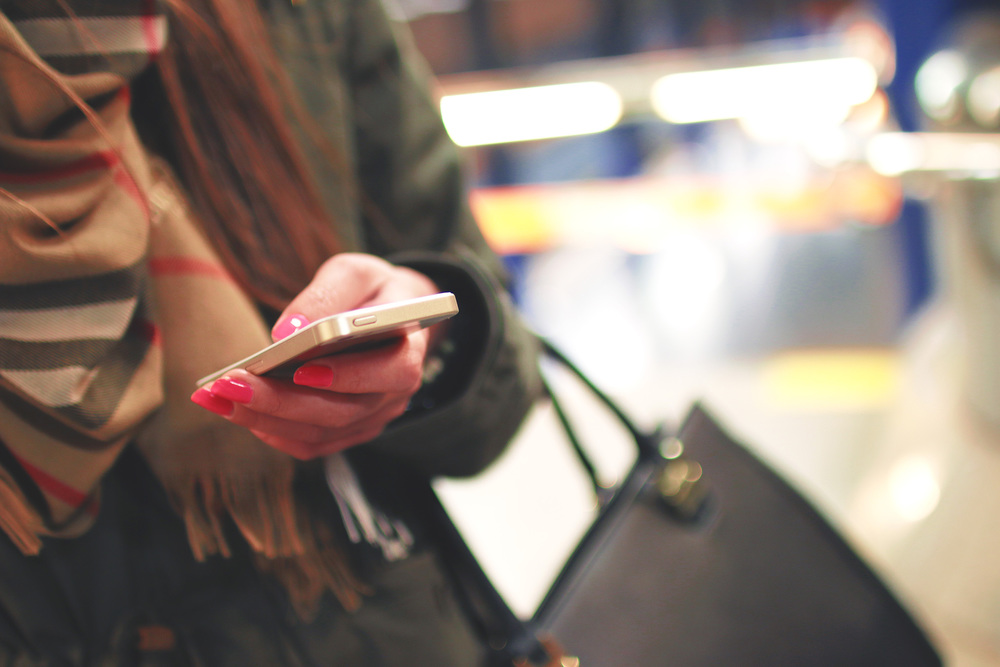 Most shoppers would rather interact with a loyalty or rewards program via their smartphone that a card.