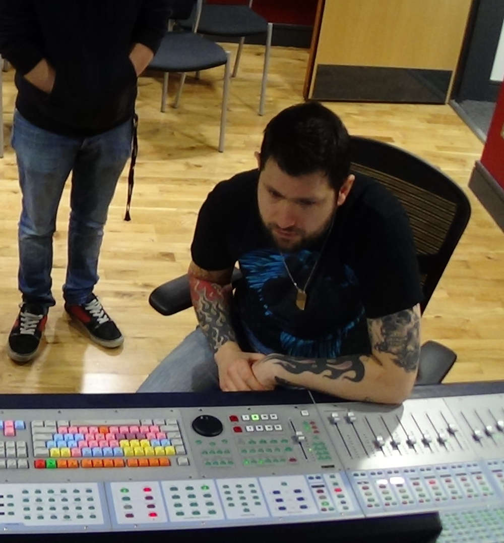 Steve Murray Mixing and mastering Engineer
