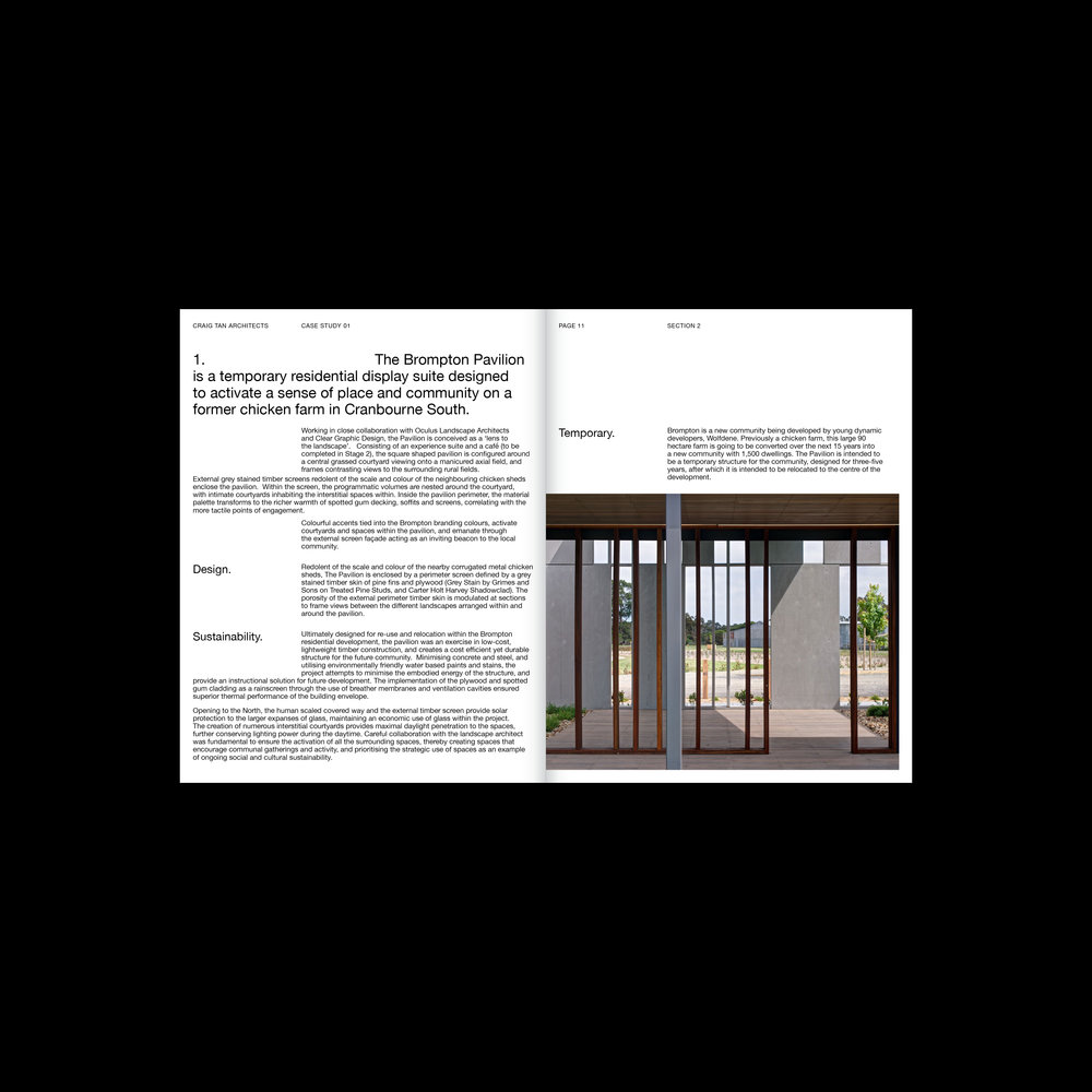 15 ARCHITECTURE PUBLICATION