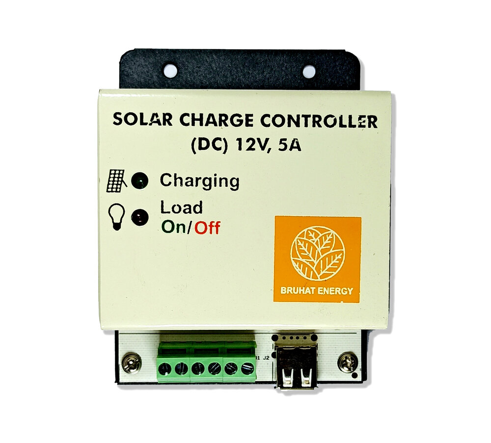 Ordinary Charge Controller (12V; 5A)