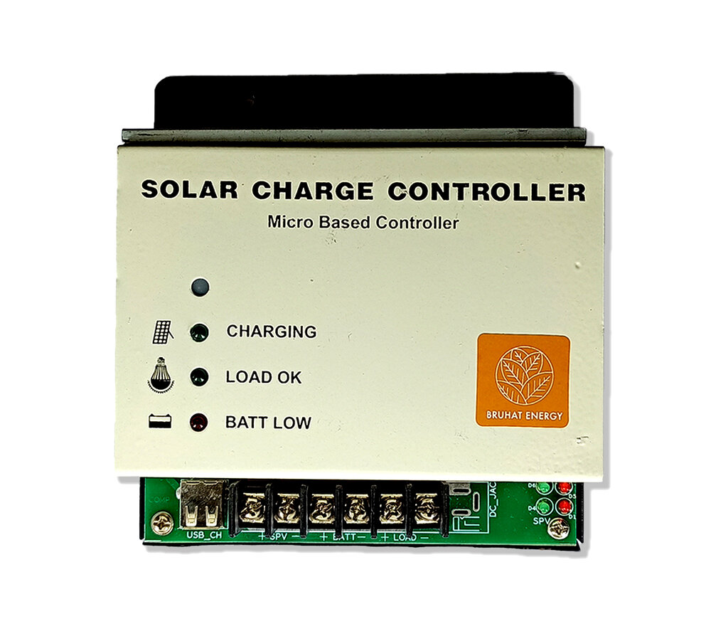 PWM Charge Controller (12V; 20A)