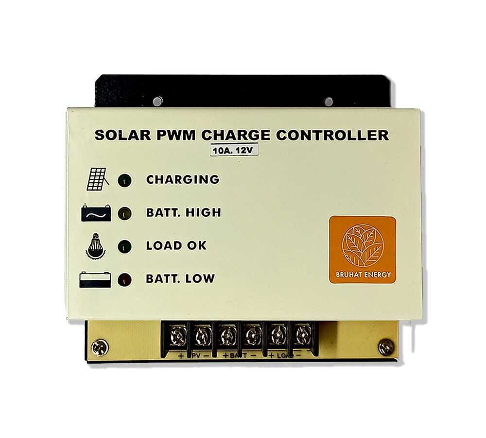 PWM Charge Controller (12V; 10A)