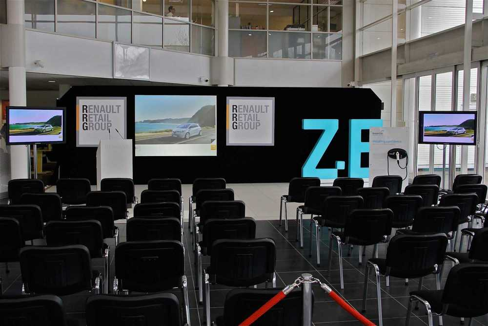 Conference Roadshow Production & Audio Visual Hire Manchester