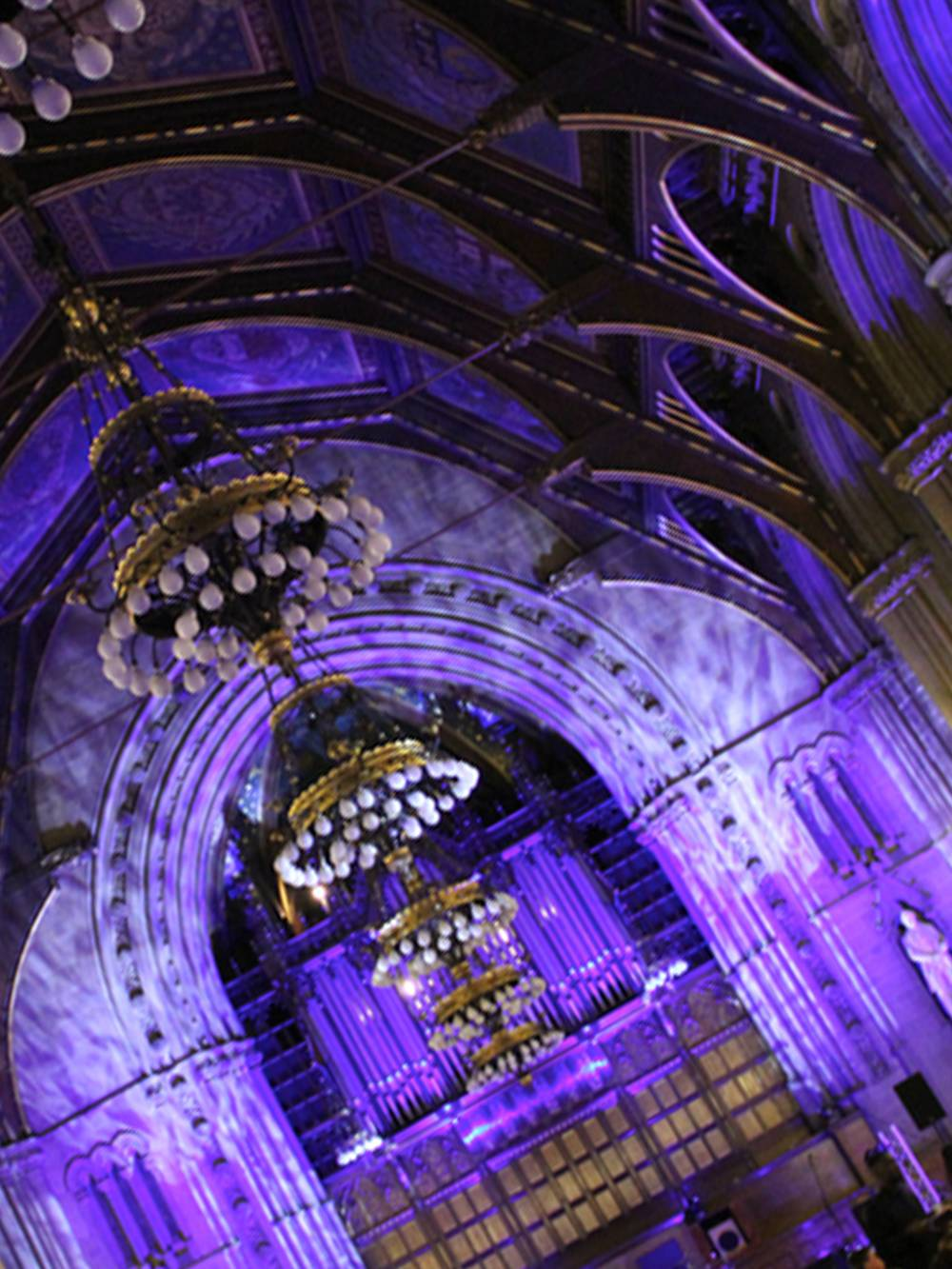Stagetex provides AV Hire at Manchester Town Hall for all types of events.