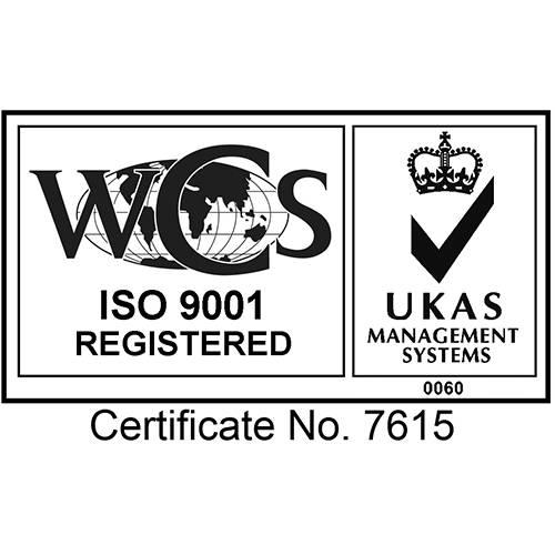 ISO9001 Badge