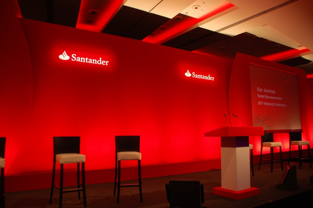 Conference AV Equipment Hire & Technical Production at Westminster Park Plaza, London