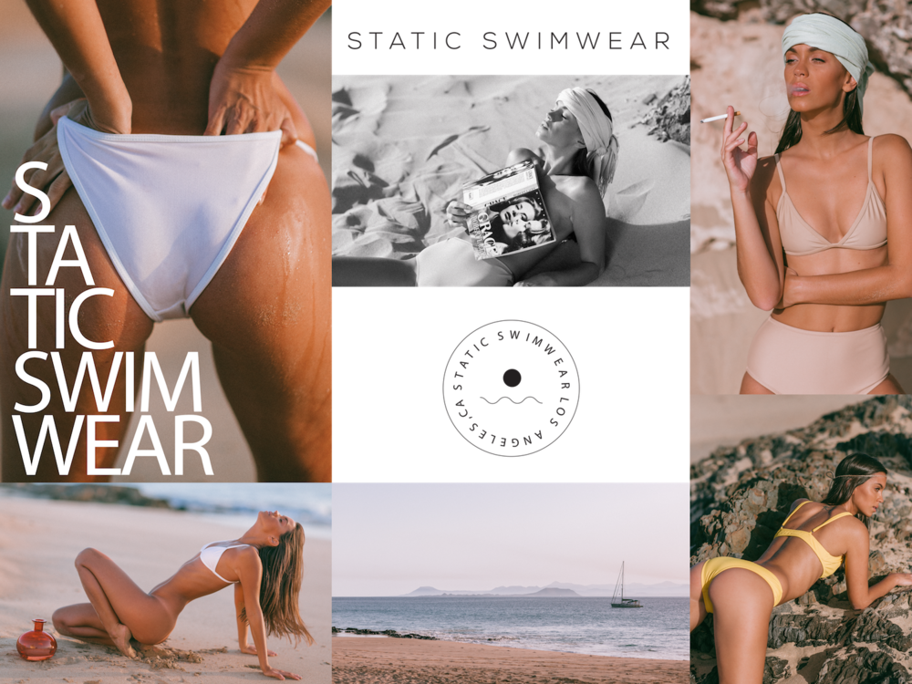 Static Swimwear Stonedclub