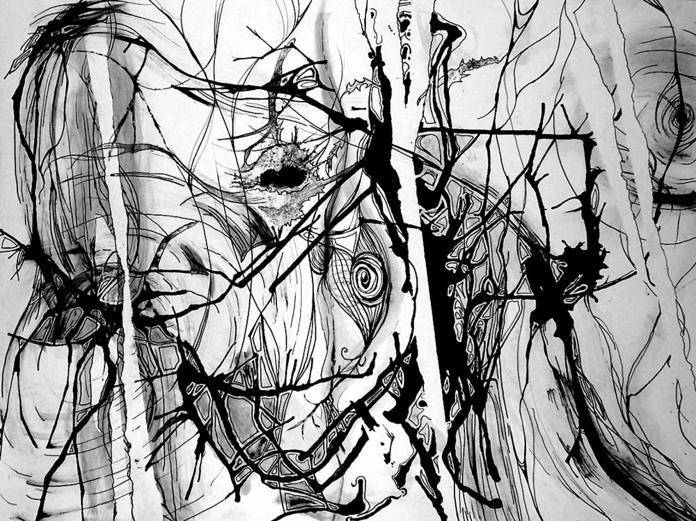 Imagen abstracta que representa un conflicto bélico  / FLICK