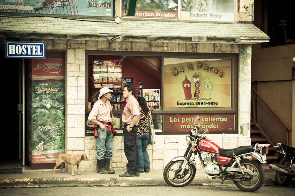 Imagen de uno de los barrios obreros en la ciudad de San José, la capital de Costa Rica  / FLICKR