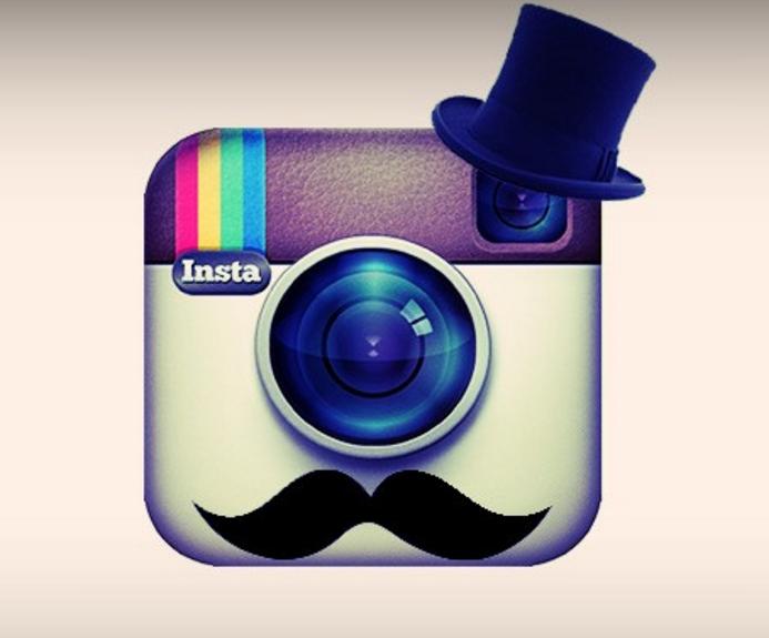 Logotipo de  Instragram , una de las redes sociales más importantes del momento / DANIEL BRAVO