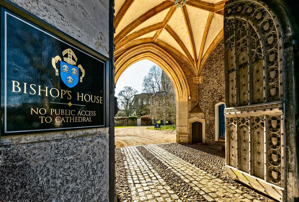 Palacio del Obispo de Norwich. / FLICKR