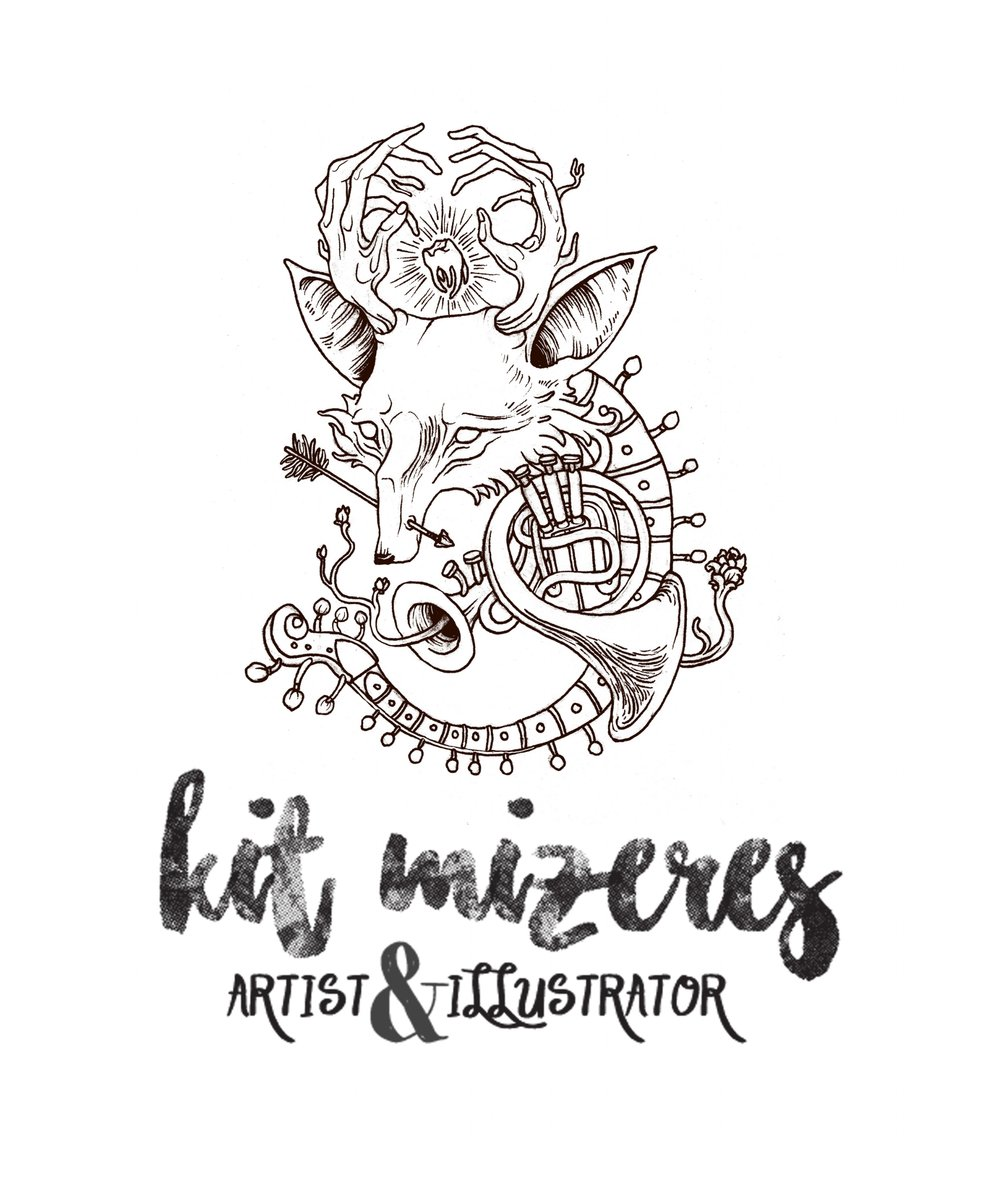 Kit Mizeres Art