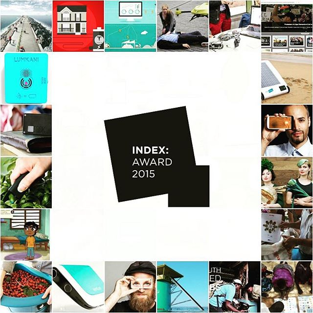 So honoured to be a finalist for the 2015 #indexawards alongside #googleglass #duolingo #tesla and 42 other inspiring companies from around the world... #Copenhagen here we come! #classroominabox #bridgingthedigitaldivide #aleutia