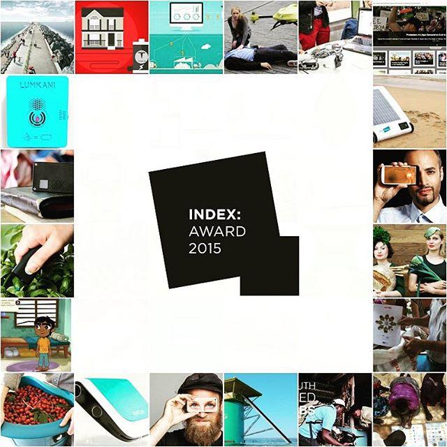 So honoured to be a finalist for the 2015 #indexawards alongside #googleglass #duolingo #tesla and 42 other inspiring companies from around the world... #Copenhagen here we come! #classroominabox #bridgingthedigitaldivide #aleutia