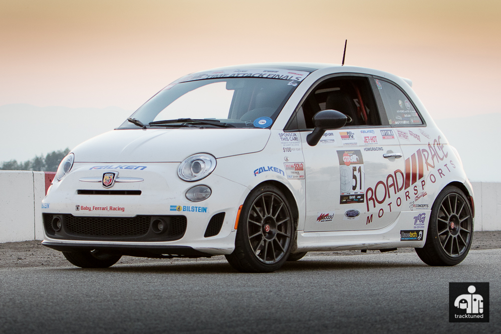 The Baby Ferrari A Fiat 500 Abarth That Punches Above Its Weight