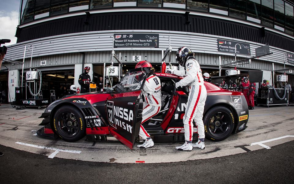 Photo Courtesy of GT Academy