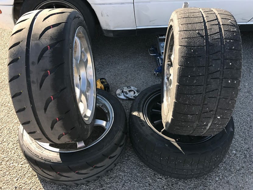 Tire Test Toyo R888r And Hankook Rs4 Vs Bfgoodrich Rival S 1 5