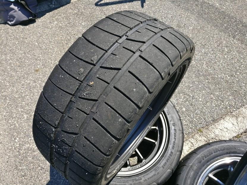 "the ""control"" tire, the Rival"