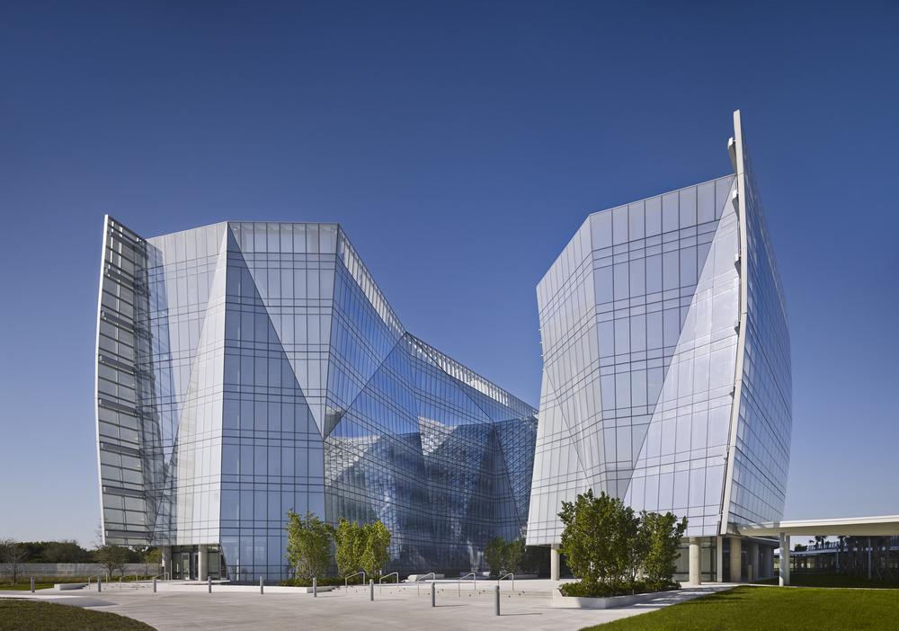 FBI Miami Field Building  Krueck + Sexton Architects  Miramar, FL     Return to Projects