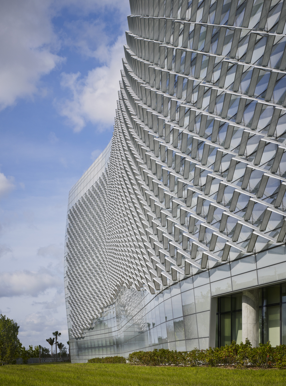 FBI Miami Field Building  Krueck+Sexton Architects  Miramar, FL      Return to Projects